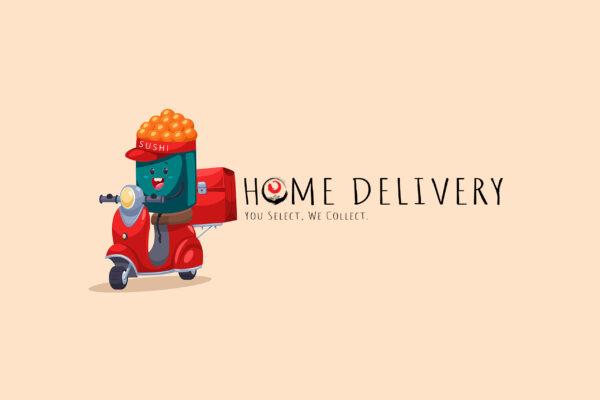 HOME DELIVERYt